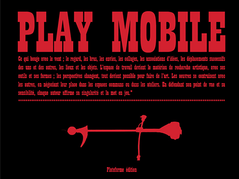 Play mobile (2008) ESAT Carquefou.
