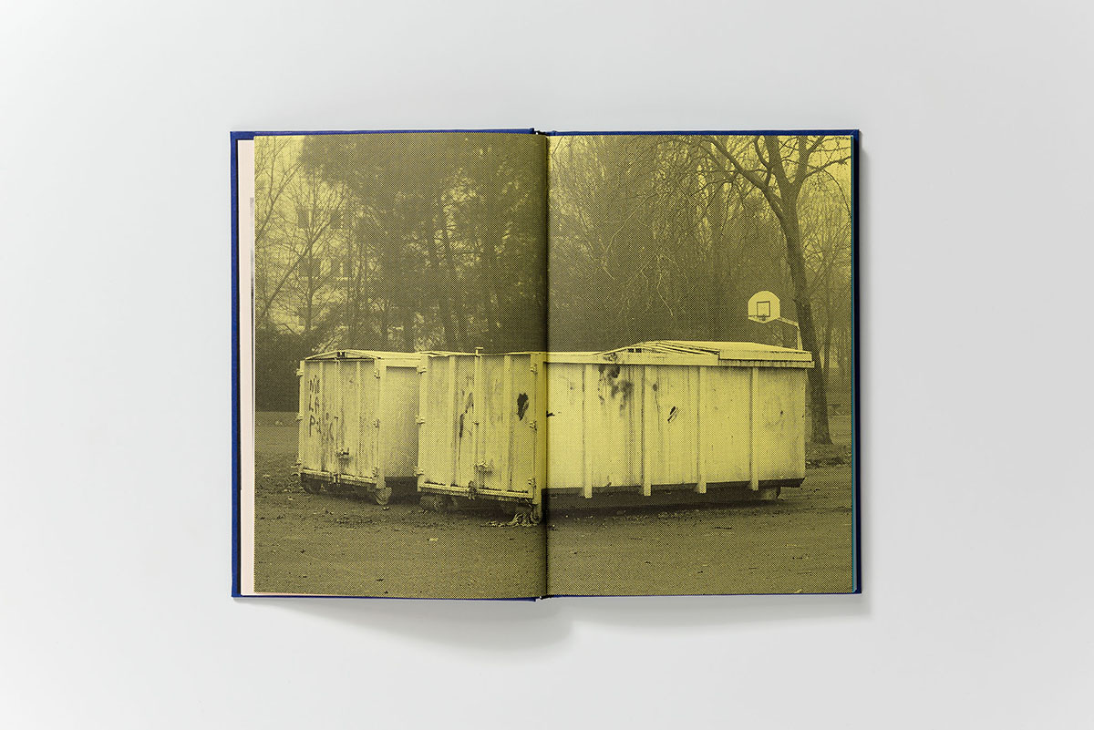 Invisibles 2007-2013, journal de l'œuvre (2014), Éditions Dilecta. © Christophe Pit.